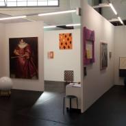 The International 3 VOLTA 10 Booth installation image