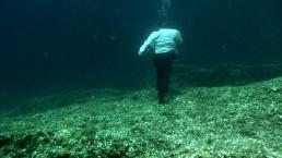 Simon Faithfull - Going Nowhere 2, 2011, video still, Courtesy the artist and Galerie Polaris, Paris